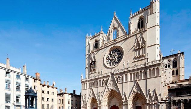 La Cathédrale Saint Jean de Lyon