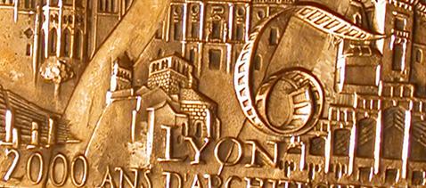 Lyon patrimoine mondial