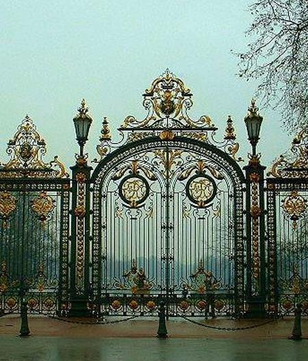 Parc tête d'or Lyon