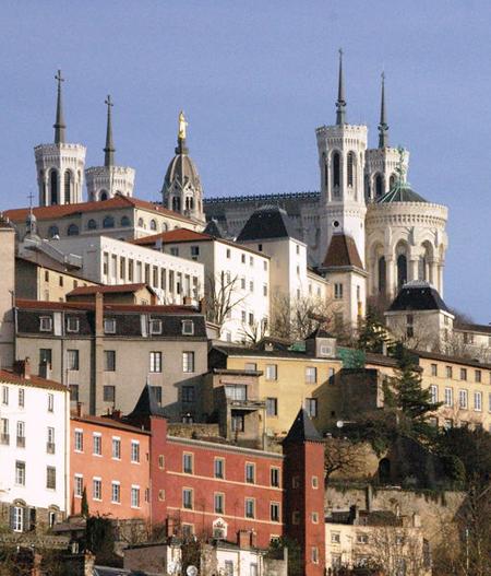 La Vieille Ville Lyon Visite