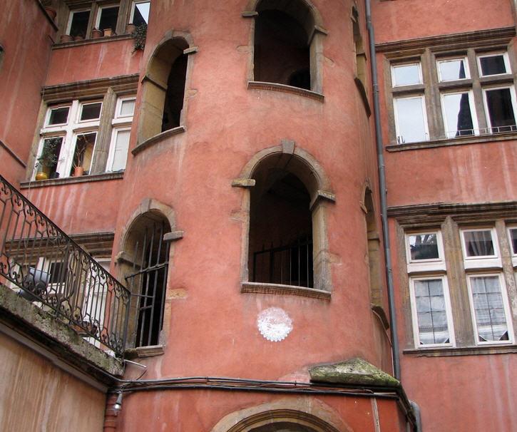 Traboules Lyon