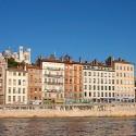 Visites des quais de Saône à Lyon