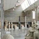 Le musée des moulages à Lyon